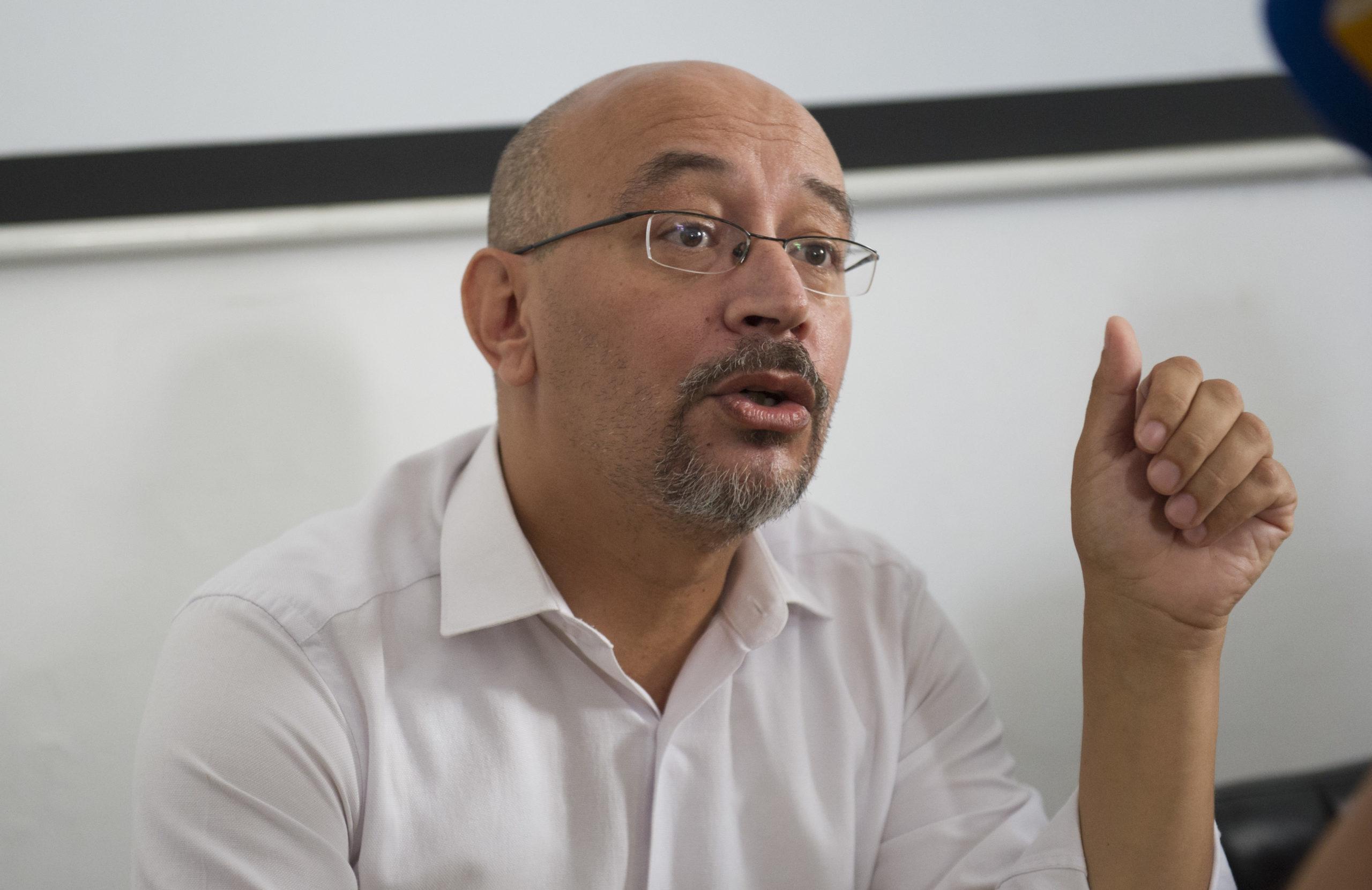 Abdelghani Badi   Photo: Samir Sid.