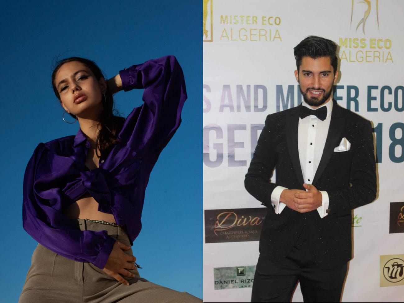 Hanaa Mansour (Rexleur) et Mehdi Nebbache | Photos: Indicocave, Mehdi Nebbache.