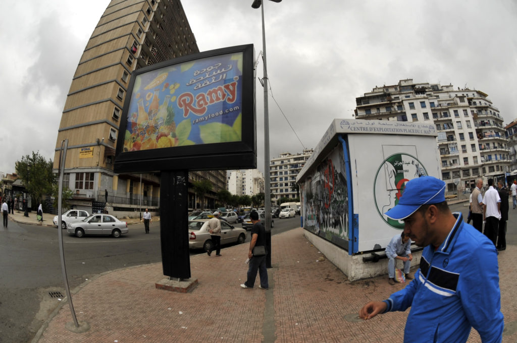 Place du 1er mai, photo: Samir Sid, Alger 2012